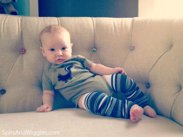Baby Legs 1