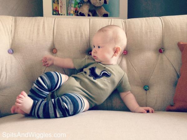 Baby Legs 5